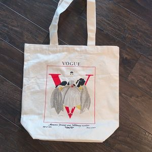 Vogue 125th Anniversary Tote